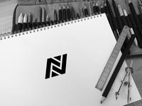 logo for athlete baseball brand.