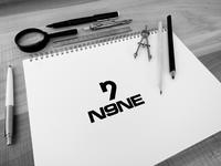 NINE logo presentation