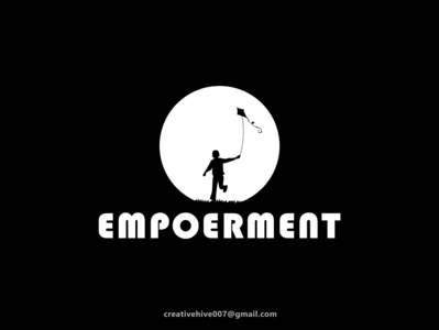 child empowerment design by creative_hive00