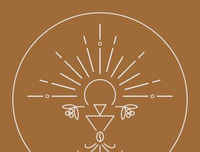 Sinag Coffee Roastery Logo