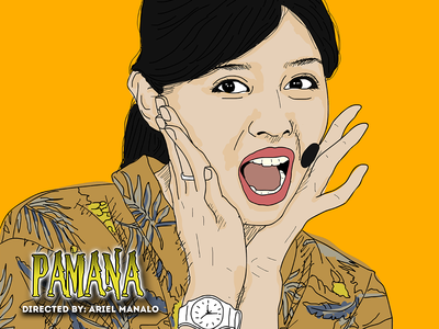 "Online Movie Poster: ""Pamana"" TeleMovie 2018"