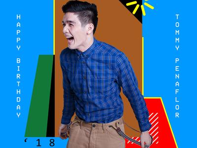 "Graphics: ""Eat Bulaga"" Birthday Greeting Card 2018"