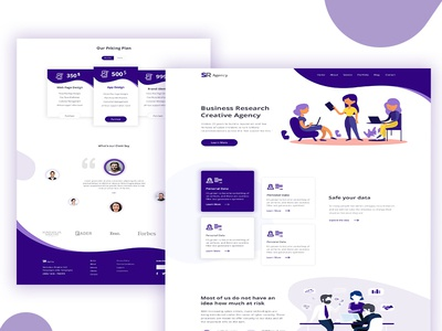 Business Agency Template