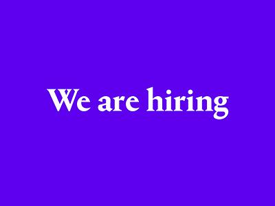 Join Moze milan designer hiring jobs ux ui