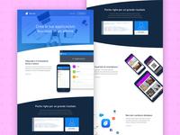 Vibecode – Homepage