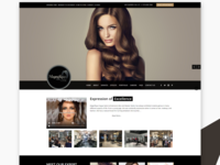 Website Design + Website Development For Magnifique