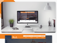 Website Design + Website Development For Oceanic 6