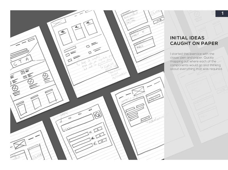Dune Process Start to Finish digital hosting domains web website design logo design logo branding ux ui flow wireframes process dune