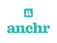 Anchr logo + icon