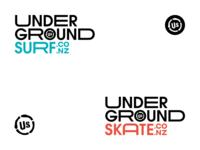 Underground Rejected Rebrand