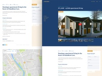 Assured property listing page