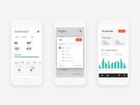 Lumo web app mobile responsive view