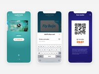 Z App loyalty and scanning