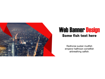 Some web banner
