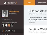 Jobpost UI