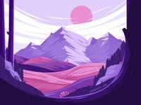 山脉Mountain