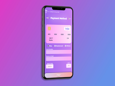 Payment Checkout Page Redesign DailyUI #002