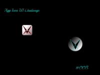App Icon Challenge dailyui #005