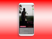 User Profile Dailyui #006
