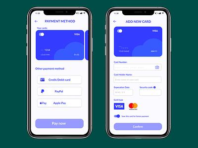 DailyUI 002 - Credit card check out credit card checkout creditcard dailyui