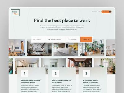 Workplace marketplace branding service design service marketplace design ui marketplace sketch