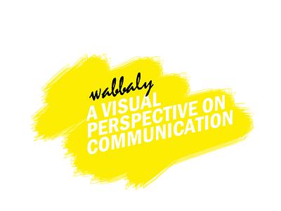 Wabbaly project design branding identity