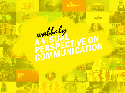Wabbaly background , adding value design branding identity