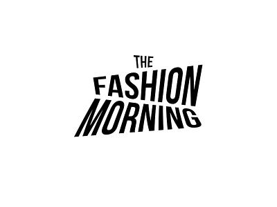Fashion morning logo fashion logo fashion blog visual identity logo design graphic design