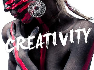 Self promotion  graphic design typography