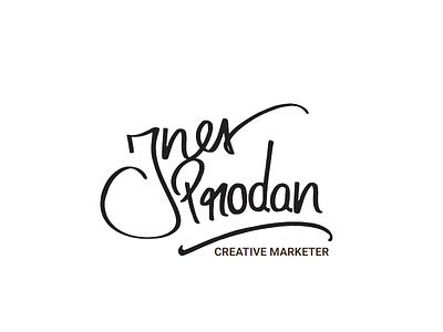 Ines Prodan logo logo design visual identity identity logo