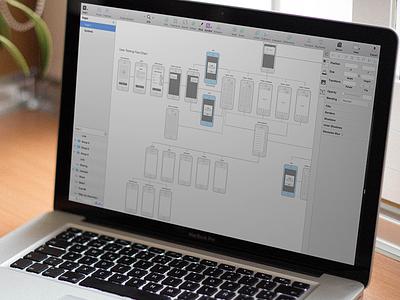 Sketch Userflow mobile userflow wireframes ux sketch