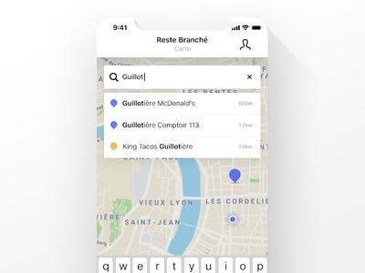 Search bar bar search bar iphone flat screen adobe xd experience design design app interface ux ui