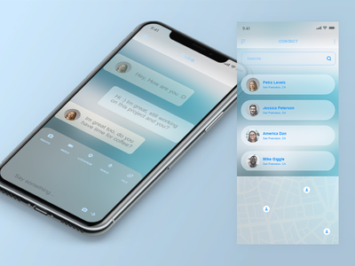 DailyUI013 Direct Messaging