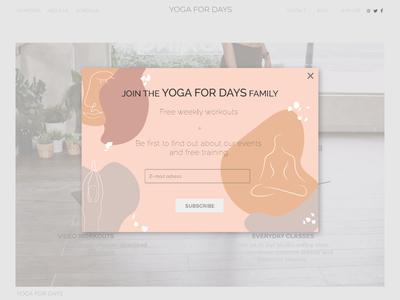 DailyUI016 Pop Up/Overlay ui illustrator popup dailyui