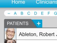 Making Patients