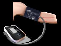 blood pressure pump and cuff