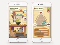 Garden Stories App