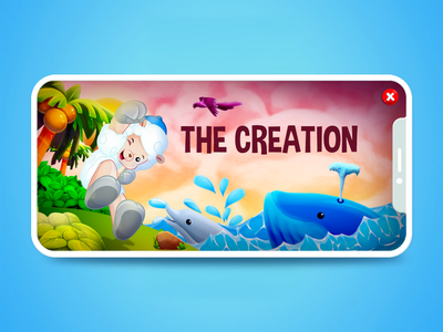 The Creation - The Game