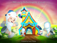 Welcom to the fun kindom of sheep!
