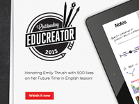 Education App Newsletter