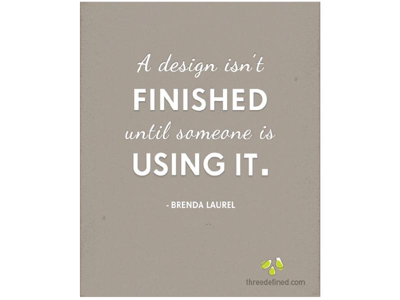 Laurel quote