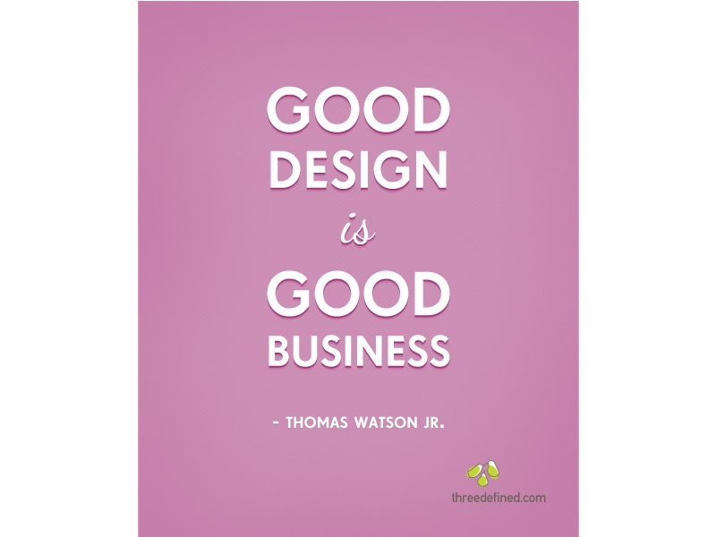 Watson Quote typography quotes inspiration