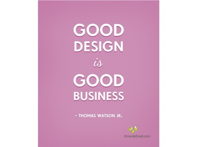 Watson Quote