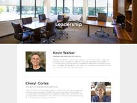 Web leadership d1