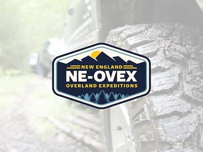 NE-OVEX Logo logo branding