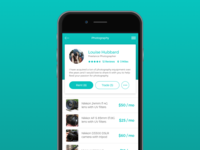 Daily UI_03 User Profile