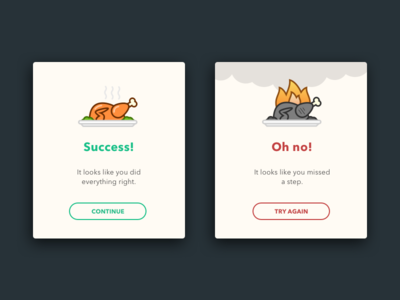 Daily UI_Flash Messages