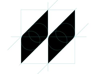 New personal brand explorations logomark identity m mark personal brand logo branding