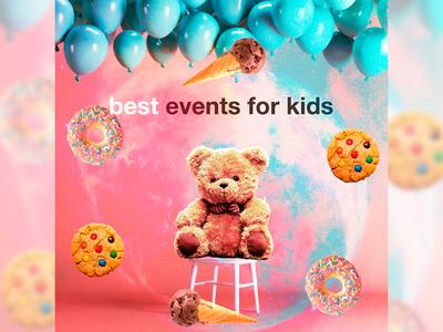 Kids event compilation