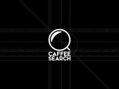 Caffee Search logo search caffee caffe cafe